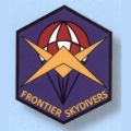 Frontier Skydivers Logo